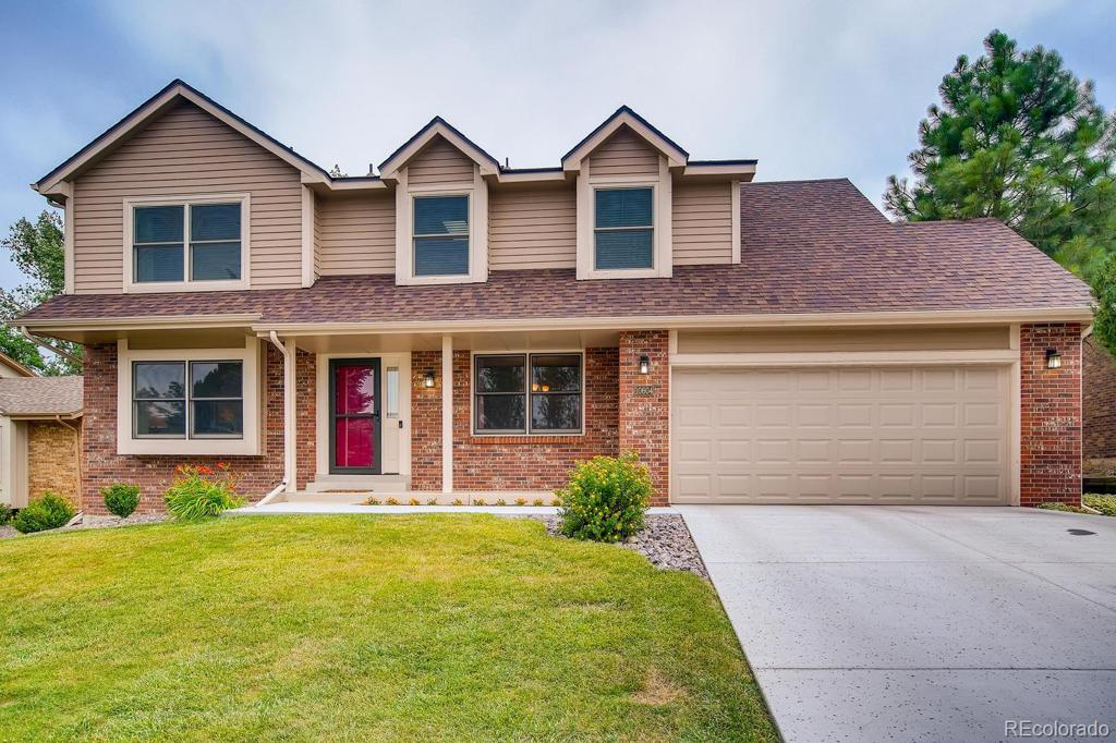 Photo of home for sale at 10604 Quarles Avenue W, Littleton CO