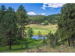 Property for sale at TBD Cragmont Drive, Lot 12, Evergreen,  Colorado 80439