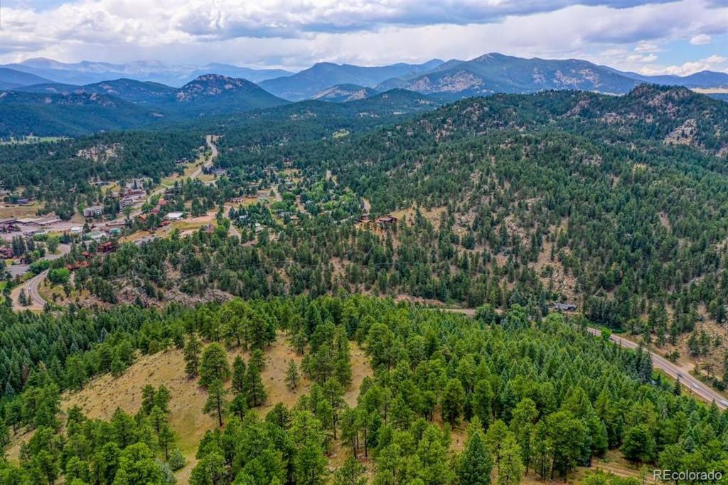 Photo of home for sale at 4201 Hilltop Road, Evergreen CO