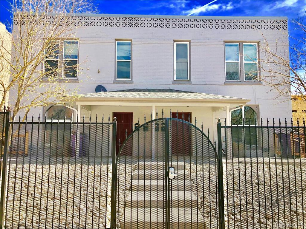 Photo of home for sale at 2324 Federal Boulevard, Denver CO