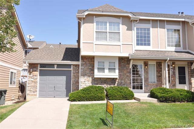 Photo of home for sale at 2267 103rd Court E, Thornton CO