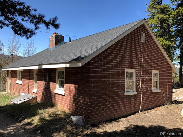 Photo of home for sale at 33 Severance Lodge Road, Black Hawk CO