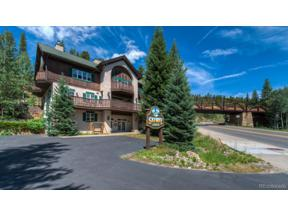 Property for sale at 275 Ski Hill road Road, Breckenridge,  Colorado 80424