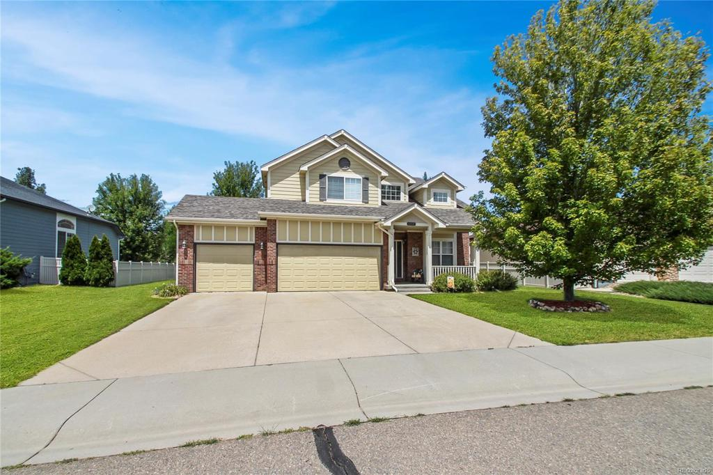 Photo of home for sale at 6369 Sage Avenue, Firestone CO