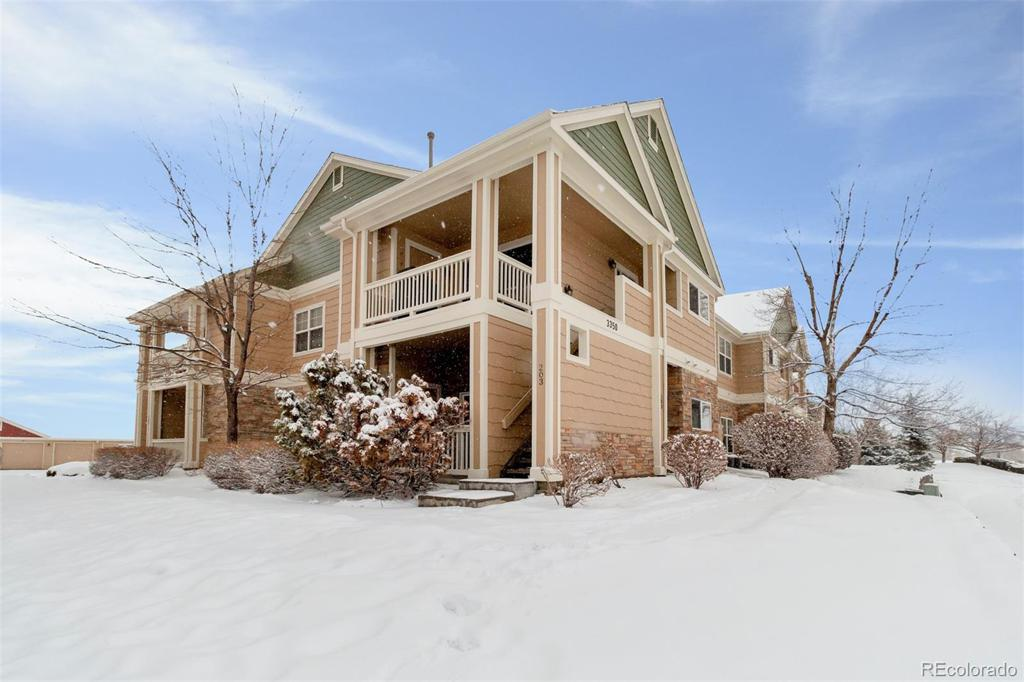 Photo of home for sale at 3350 Boulder Circle, Broomfield CO