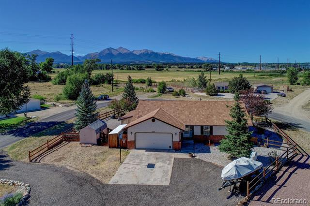 Photo of home for sale at 750 True Avenue, Poncha Springs CO