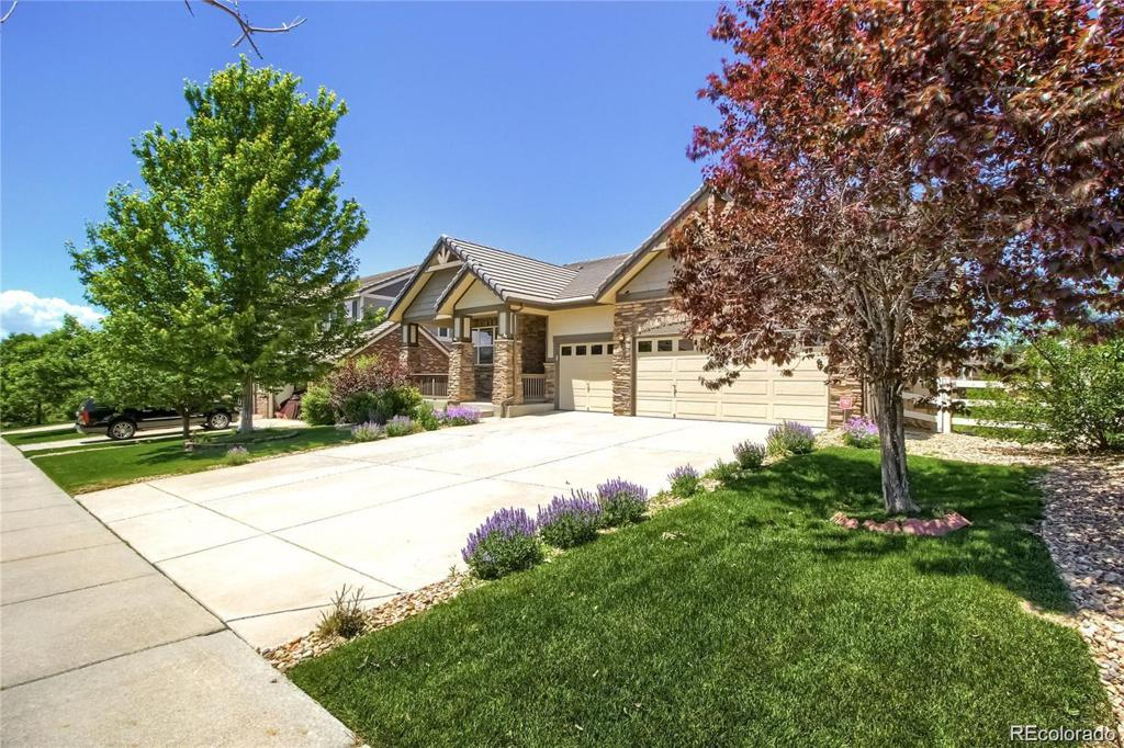 Photo of home for sale at 21165 Eastman Avenue E, Aurora CO