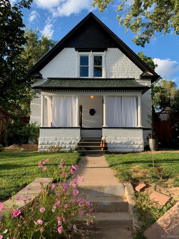 Photo of home for sale at 3239 Bruce Randolph Avenue, Denver CO