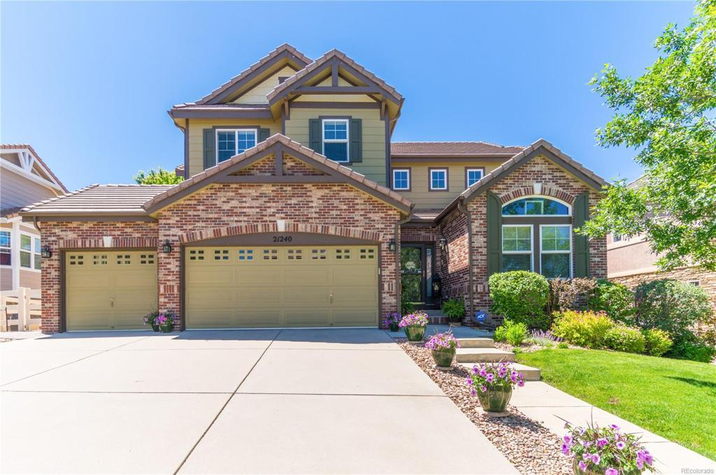 Photo of home for sale at 21240 Eldorado Drive E, Aurora CO