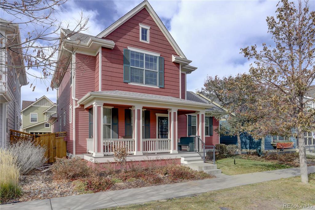 Photo of home for sale at 3177 Geneva Court, Denver CO