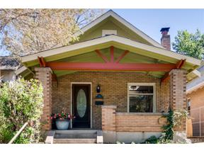 Property for sale at 314 South Emerson Street, Denver,  Colorado 80209