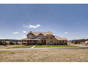 Property for sale at 401 Grey Squirrel Way, Franktown,  Colorado 80116