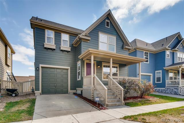 Photo of home for sale at 10868 Dayton Way, Commerce City CO