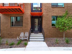 Property for sale at 3030 Wilson Court, Denver,  Colorado 80205