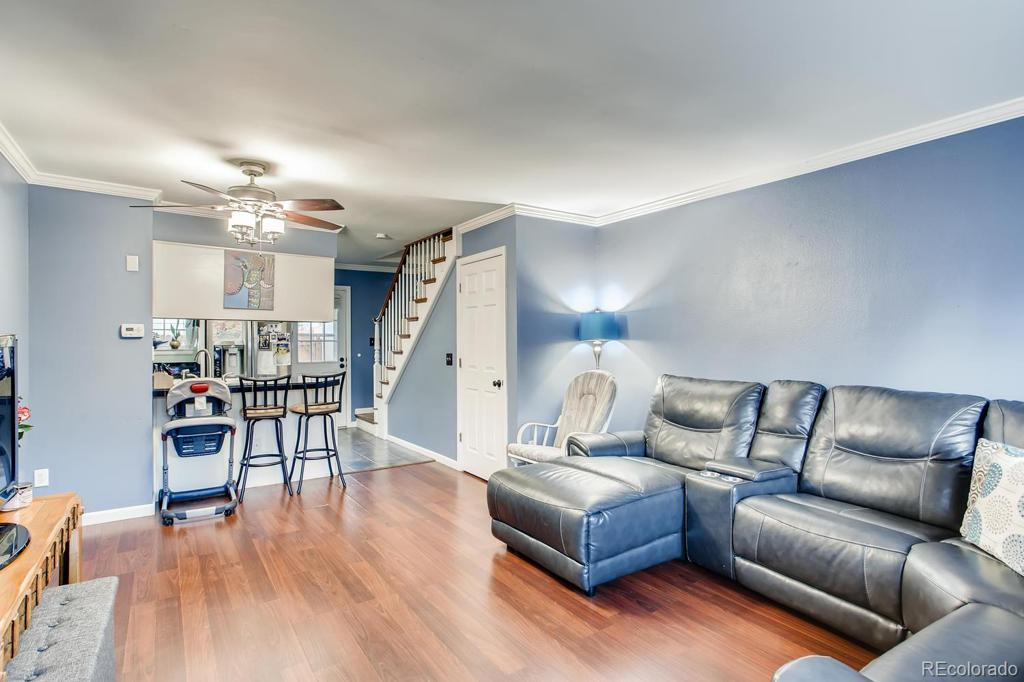 Photo of home for sale at 1811 Quebec Way S, Denver CO