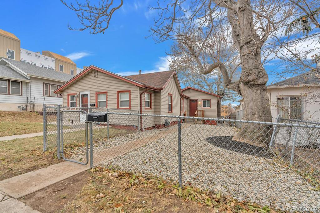 Photo of home for sale at 1264 Osceola Street, Denver CO