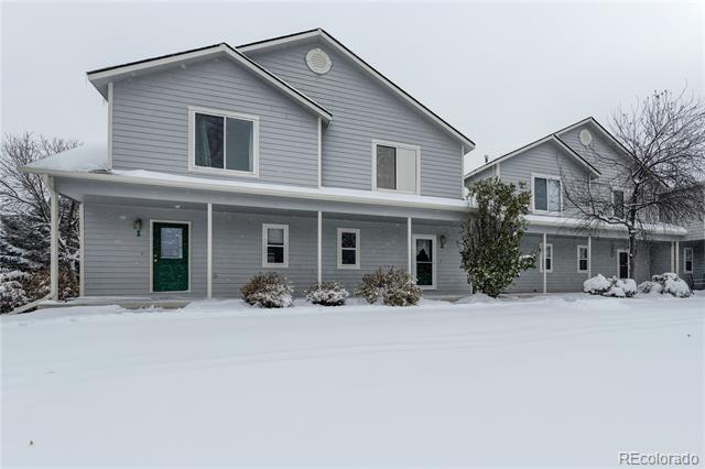 Photo of home for sale at 2950 Neil Drive, Fort Collins CO