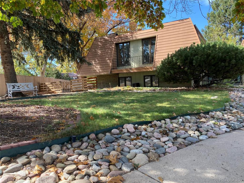 Photo of home for sale at 2359 Macon Street S, Aurora CO