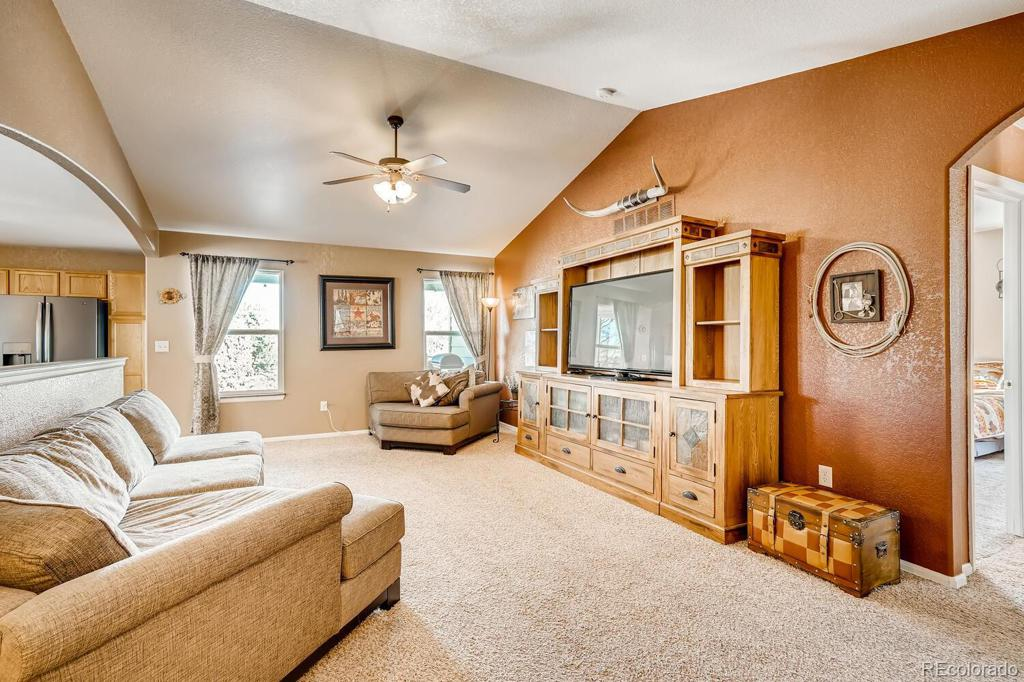 Photo of home for sale at 5403 Rustic Avenue, Firestone CO