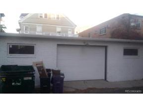 Property for sale at 1075 Clarkson Street Unit: garage, Denver,  Colorado 80218