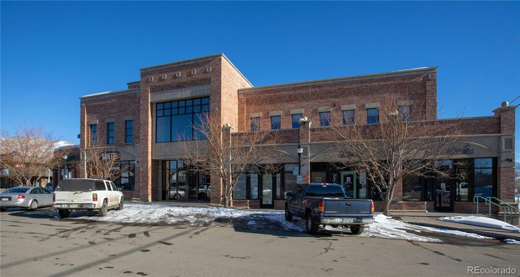 Photo of home for sale at 345 Lincoln Avenue S, Steamboat Springs CO