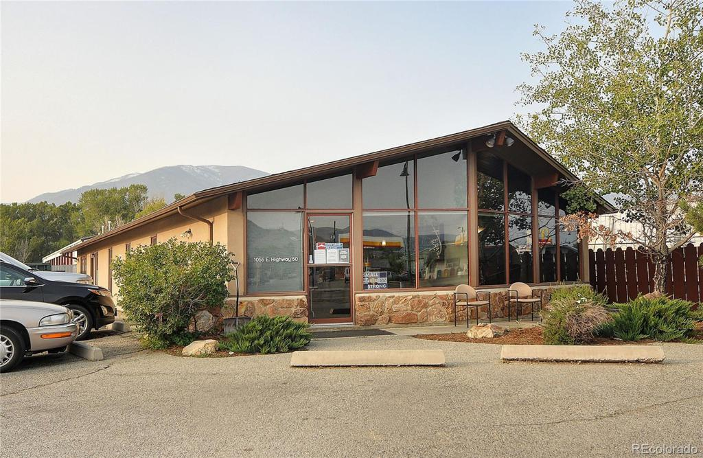 Photo of home for sale at 1055 HIGHWAY 50 E, Salida CO