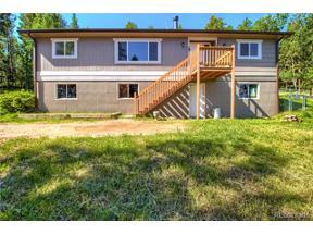 Property for sale at 12171 Quaker Lane, Conifer,  Colorado 80433