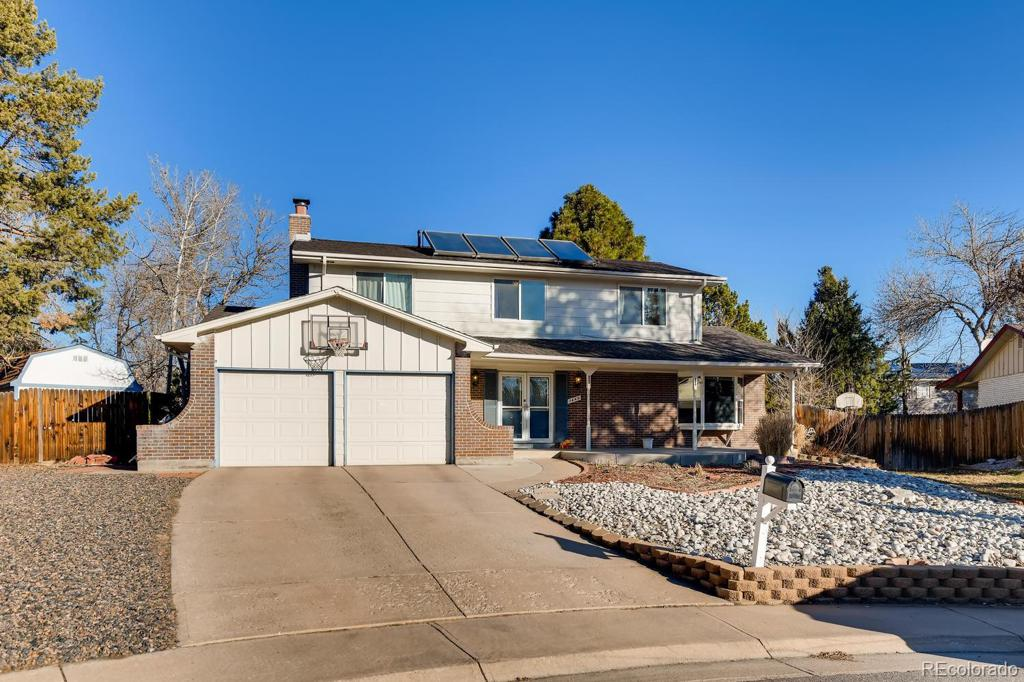 Photo of home for sale at 1449 Moline Street S, Aurora CO