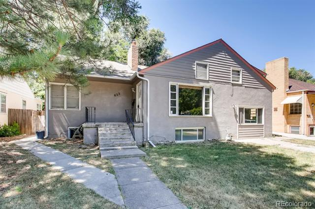 Photo of home for sale at 623 Grant Avenue South, Fort Collins CO
