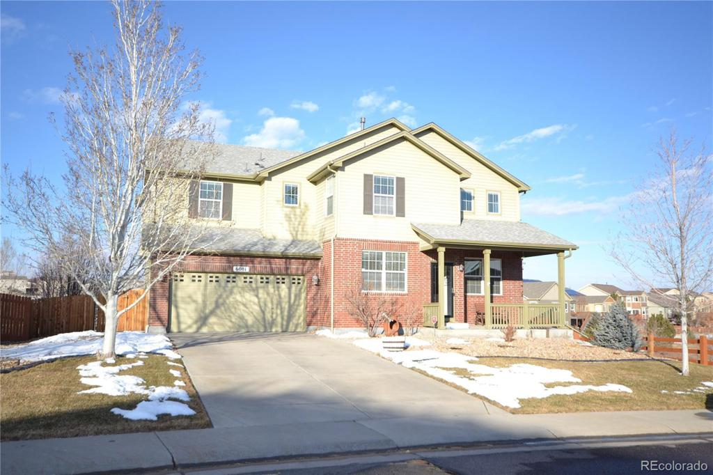 Photo of home for sale at 6081 135th Place E, Thornton CO
