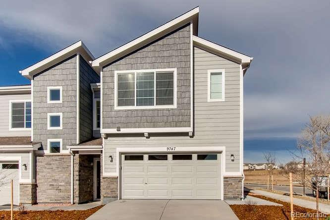 Photo of home for sale at 4327 98th Place E, Thornton CO