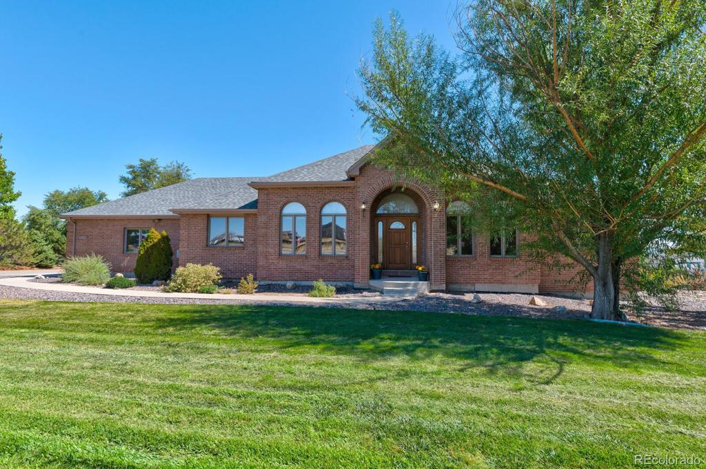 Photo of home for sale at 16040 Geneva Court, Brighton CO