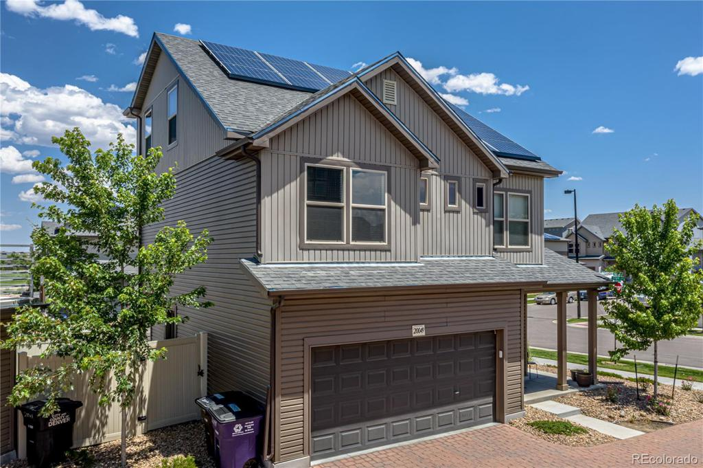 Photo of home for sale at 20049 Elgin Drive, Denver CO