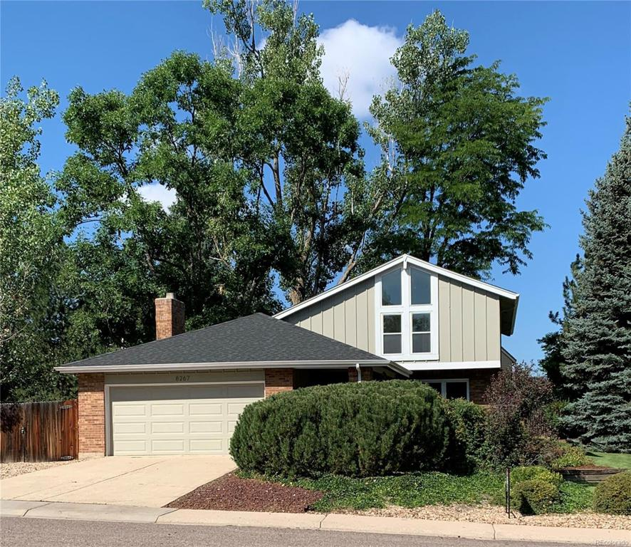 Photo of home for sale at 8267 Long Place E, Centennial CO