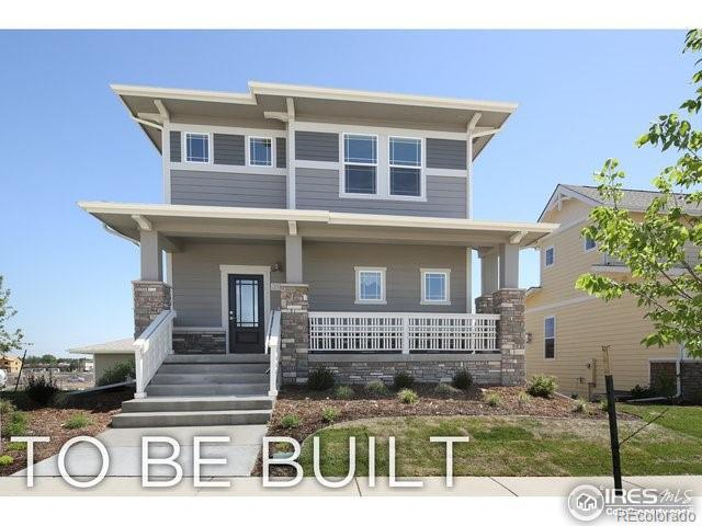 Photo of home for sale at 2508 Nancy Gray Avenue, Fort Collins CO