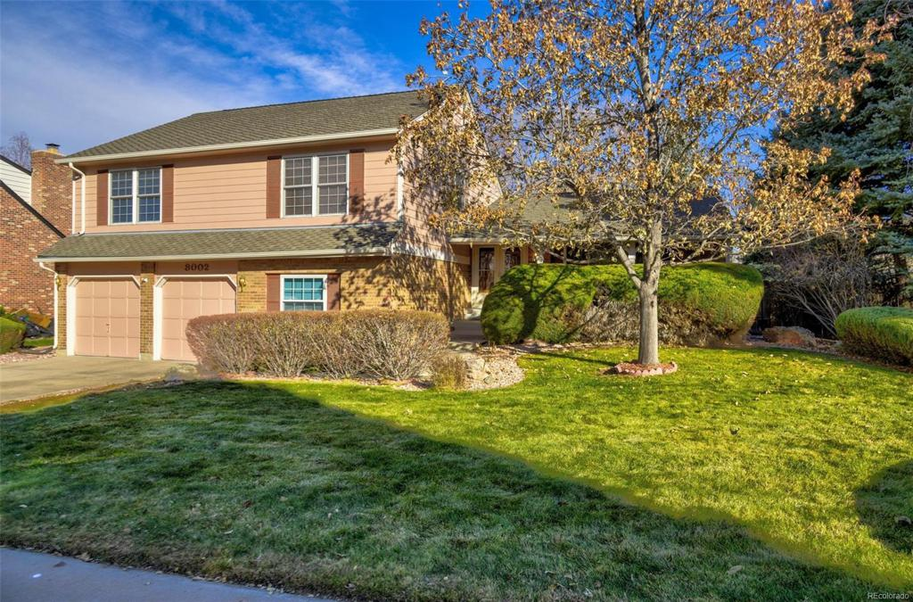 Photo of home for sale at 8002 Cook Way S, Centennial CO