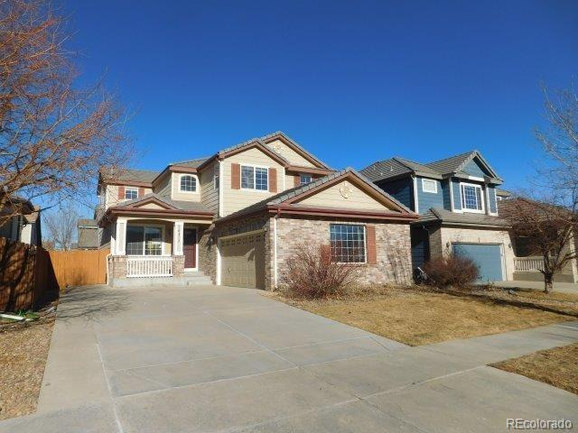 Photo of home for sale at 14217 101st Avenue E, Commerce City CO