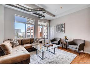 Property for sale at 70 West 6th Avenue Unit: 201, Denver,  Colorado 80204