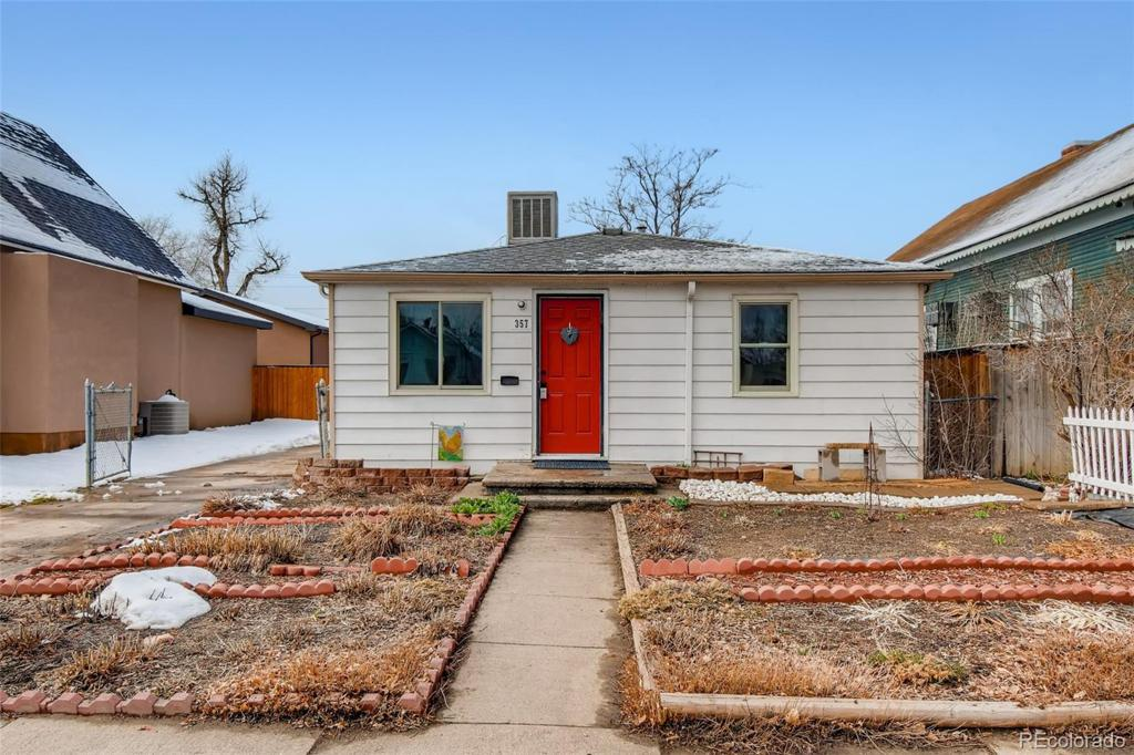 Photo of home for sale at 357 2nd Avenue S, Brighton CO