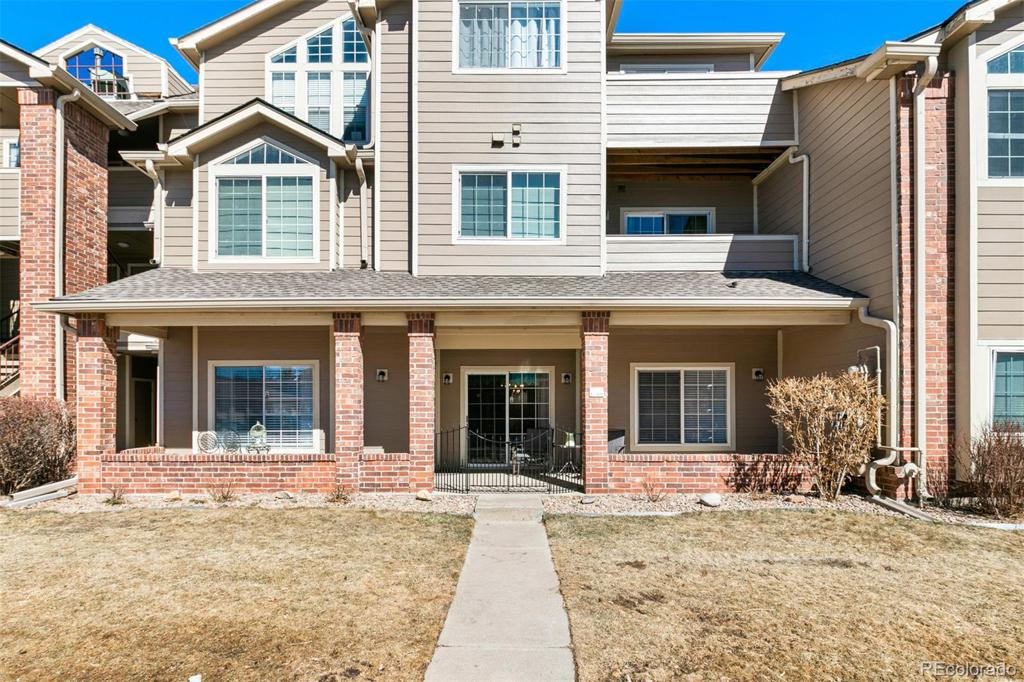 Photo of home for sale at 4760 Wadsworth Boulevard S, Littleton CO
