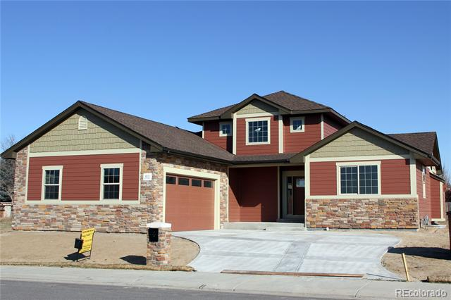 Photo of home for sale at 552 22nd Avenue South, Brighton CO