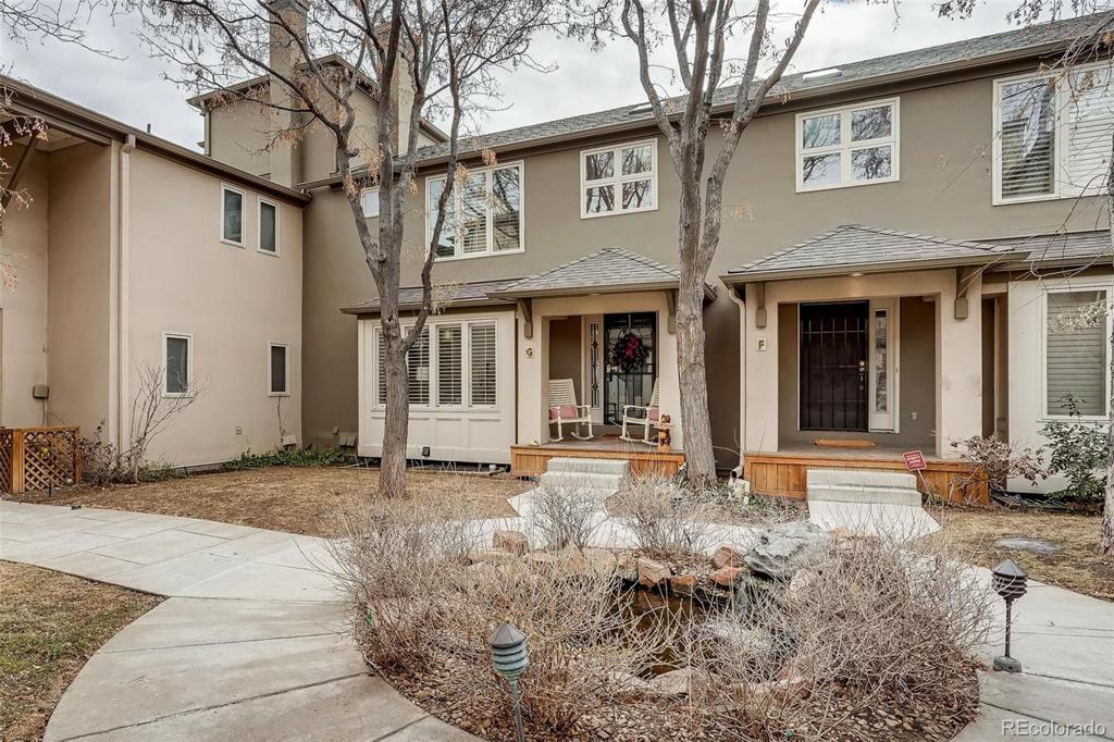 Photo of home for sale at 217 Jackson Street S, Denver CO