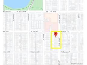 Property for sale at 1557-1591 Lowell Boulevard, Denver,  Colorado 80204