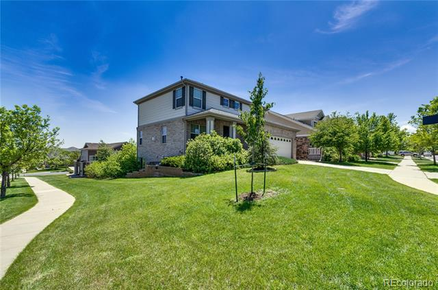 Photo of home for sale at 4746 Elk Way South, Aurora CO