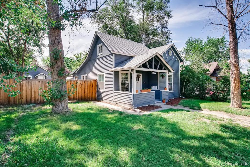 Photo of home for sale at 4177 Ames Street, Denver CO