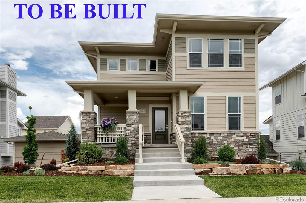 Photo of home for sale at 2157 Yearling Drive, Fort Collins CO