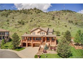 Property for sale at 825 Marston Trail, Golden,  Colorado 80401