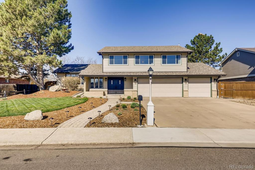 Photo of home for sale at 655 Crawford Circle, Longmont CO