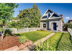 Property for sale at 3205 West 26th Avenue, Denver,  Colorado 80211