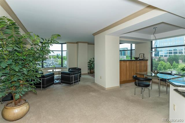 Photo of home for sale at 8100 Union Avenue E, Denver CO